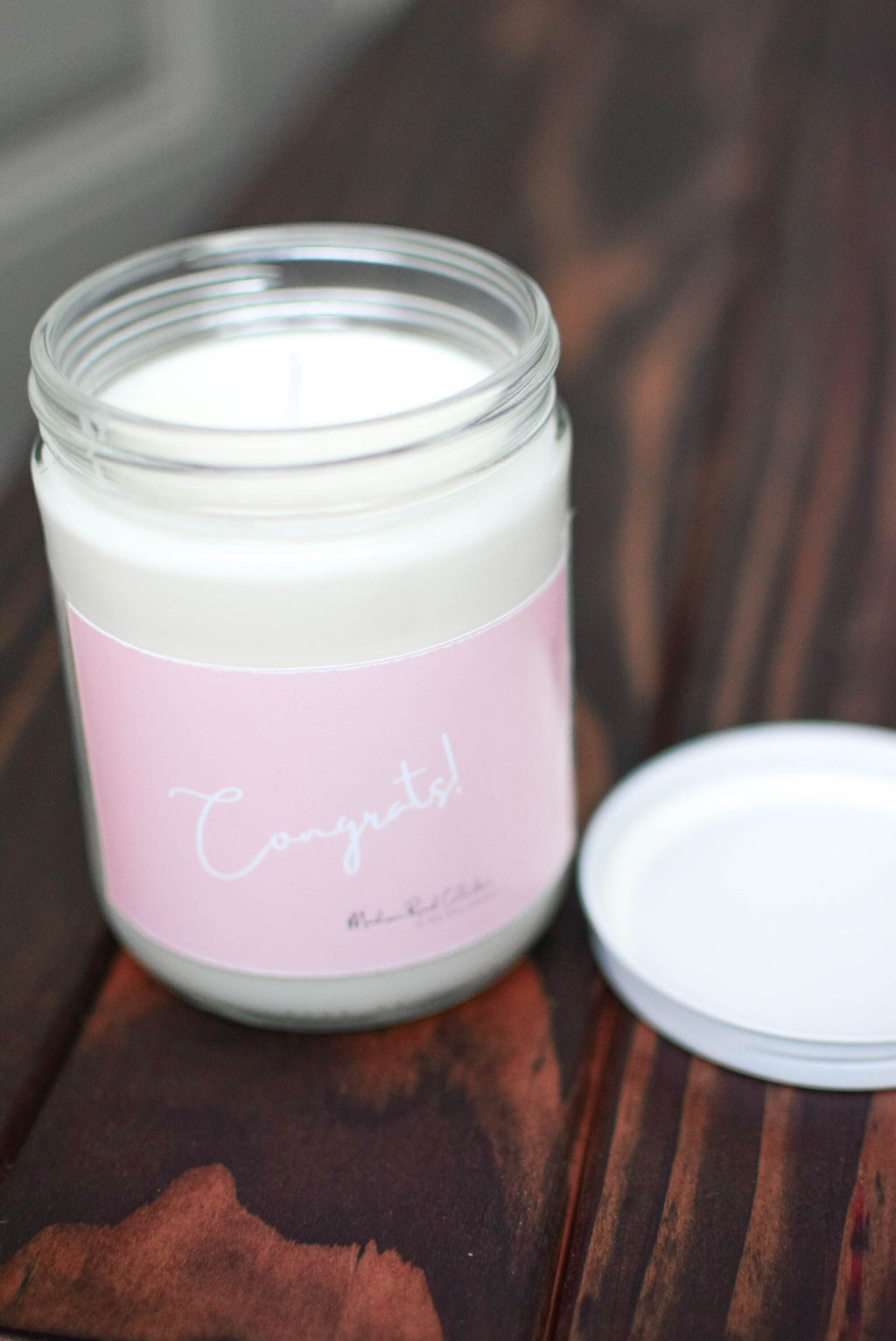 'Congrats!' 16oz Candle