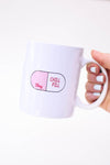 Chill Pill Mug - Mint Pop Shop