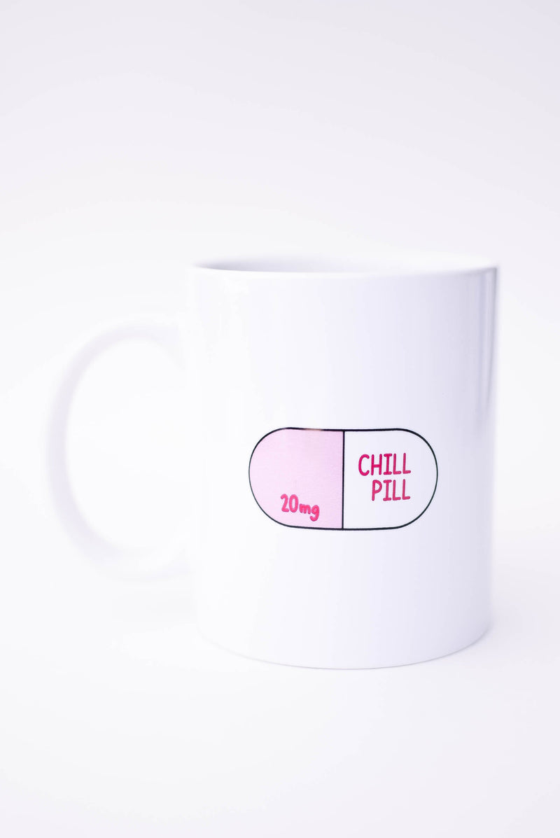 Chill Pill Coffee Mug