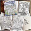 schitts creek coloring book