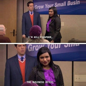 the office Kelly Kapoor