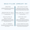 gold filled jewelry