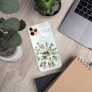 Coronavirus DNA iPhone Case