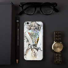 Load image into Gallery viewer, Daring Tattoo iPhone Case