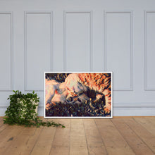 Load image into Gallery viewer, Best Friends Forever, Framed poster