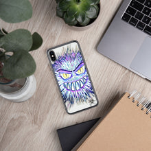 Load image into Gallery viewer, Evil Coronavirus iPhone Case
