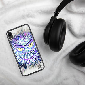 Evil Coronavirus iPhone Case