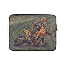 Load image into Gallery viewer, One day at a racing track Laptop Sleeve