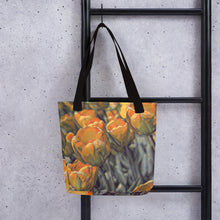 Load image into Gallery viewer, Tulip Tote bag
