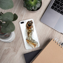 Load image into Gallery viewer, Flower Full Body Tattoo iPhone Case
