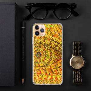 Eye of the beholder iPhone Case