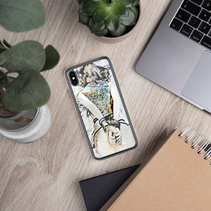 Daring Tattoo iPhone Case