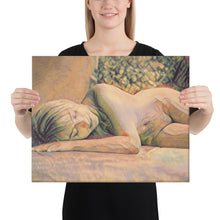 Load image into Gallery viewer, Sleeping Beauty, Canvas