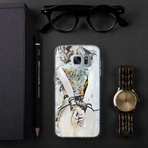 Daring Tattoo Samsung Case