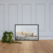 Load image into Gallery viewer, Water Nymph In The Net Framed poster