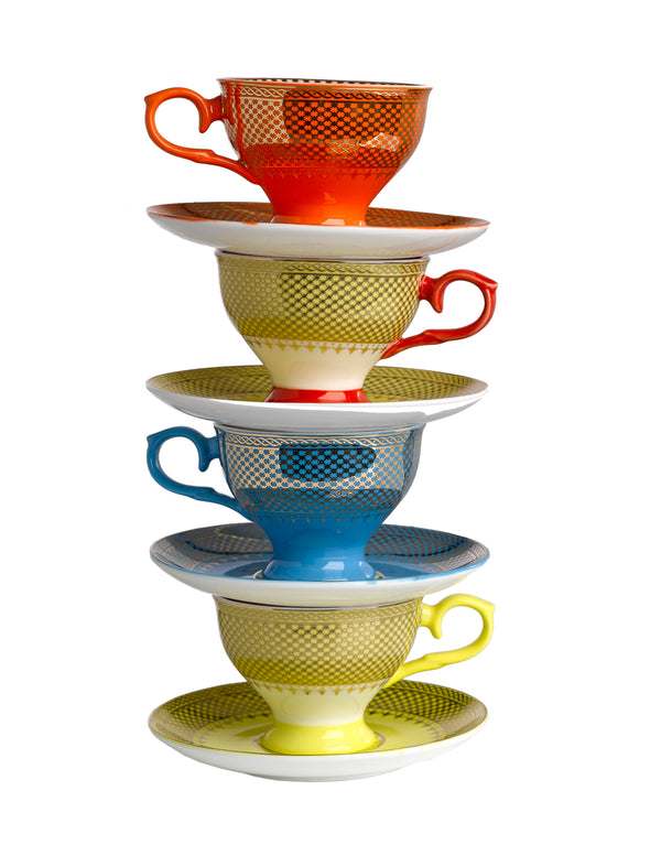 Pols Potten Coffee Cups Set - Set 4