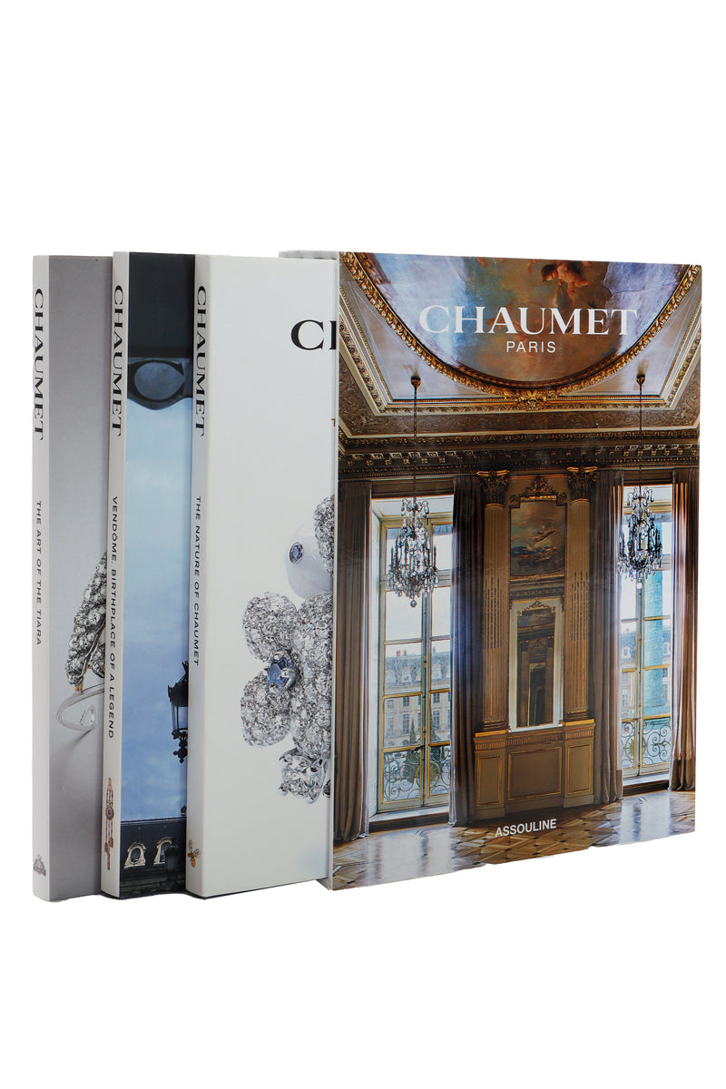 "Chaumet Assouline Box  ""Mémoire"" collection"