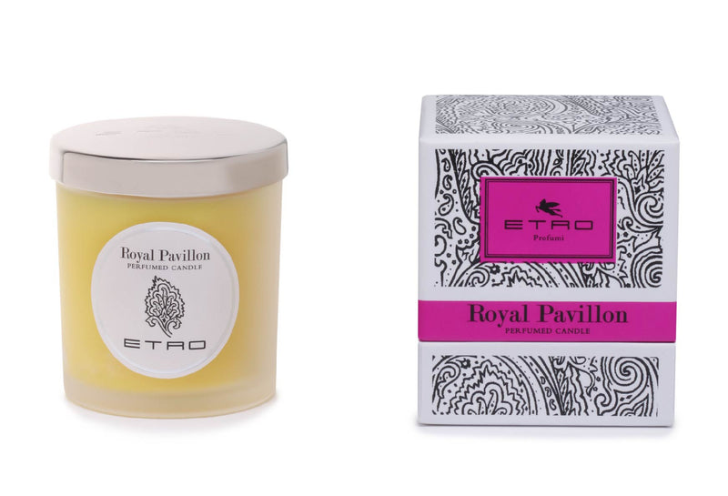 Etro's ROYAL PAVILLON, Perfumed Candle