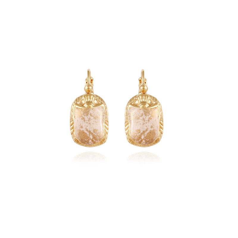 Scaramouche Bis Earrings by Gas Bijoux