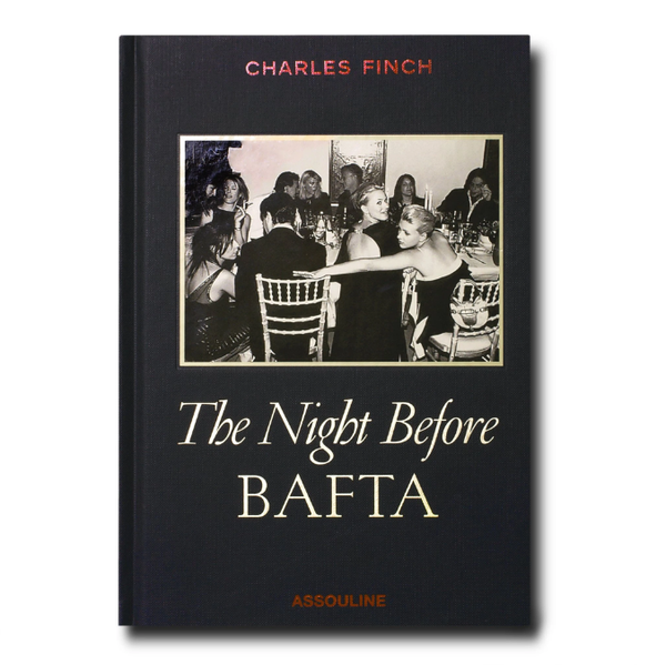 The Night Before Bafta by Charles Finch