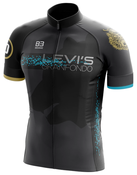 10-Year Anniversary LTD Edition Levi's GranFondo - Men's Jersey