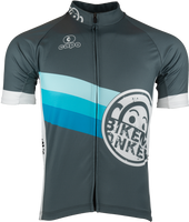 Bike Monkey Racer Blue Capo Jersey