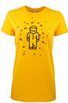 Bike Monkey Beekeeper T-Shirt - Women's