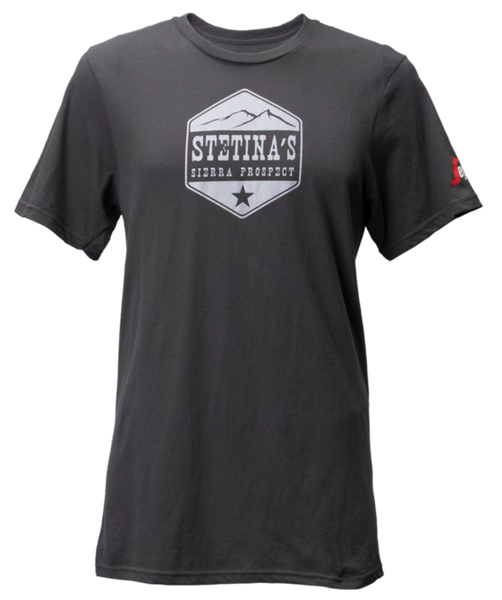 Stetina's Sierra Prospect 100% Cotton T-Shirt - Men's