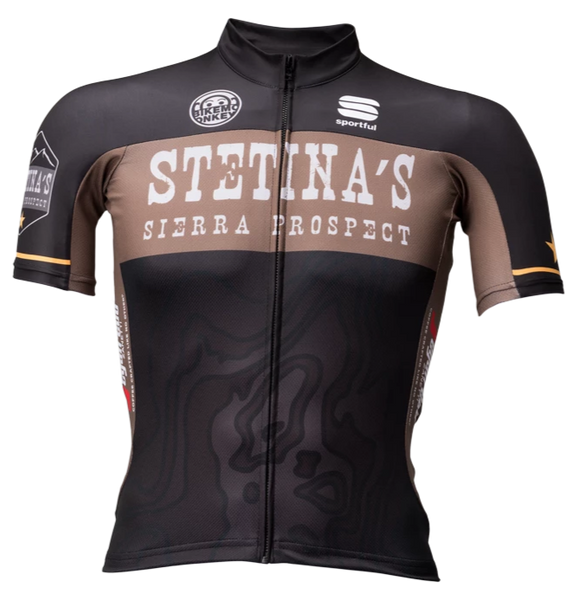 Limited Edition Peter Stetina's Sierra Prospect Jersey - Unisex