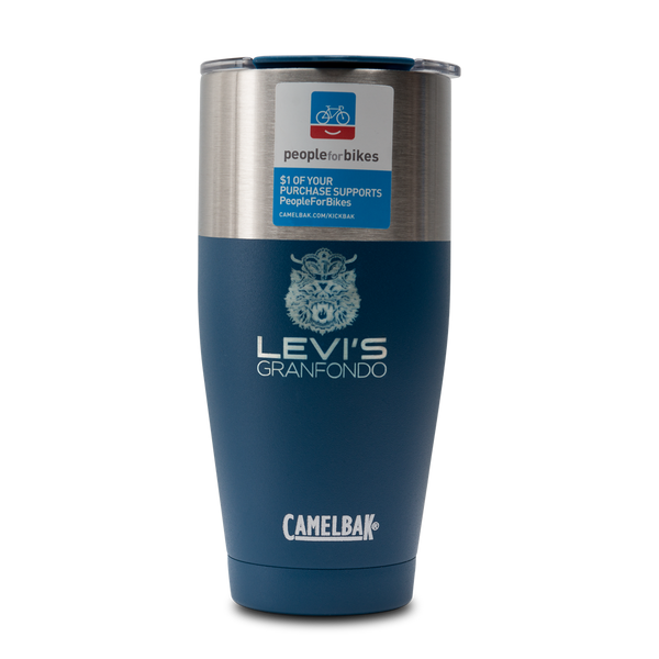 Camelbak stainless travel mug - Blue