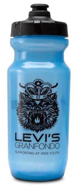 Levi's GranFondo Specialized Water Bottle (Blue)