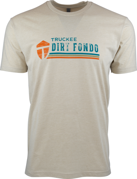 2019 Truckee Dirt Fondo Commemorative T-Shirt