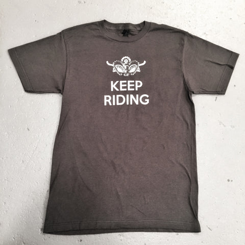 Keep Riding T LTD EDITION