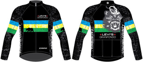 GranFondo 2016 Long Sleeve Jersey