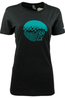 Moonrise SRCX - Santa Rosa Cyclocross t-shirt - Women's