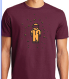 Bike Monkey Beekeeper T-Shirt - Men's