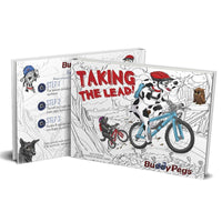 "Kids Book: ""Buddy Pegs: Taking the Lead"""