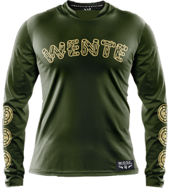 LIMITED EDITION! Wente MTB Long Sleeve Jersey