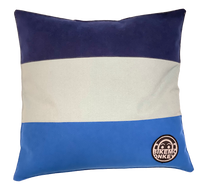 Our Official Buckwheat Ultrasuede Racer Pillow