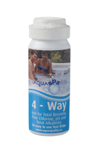 Aqua Sparkle 4 Way Test Strips - infinityhottubs
