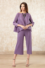 Load image into Gallery viewer, Chic Co-ordinated Set - Purple