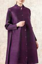 Load image into Gallery viewer, Band Gala Tunic -Eggplant