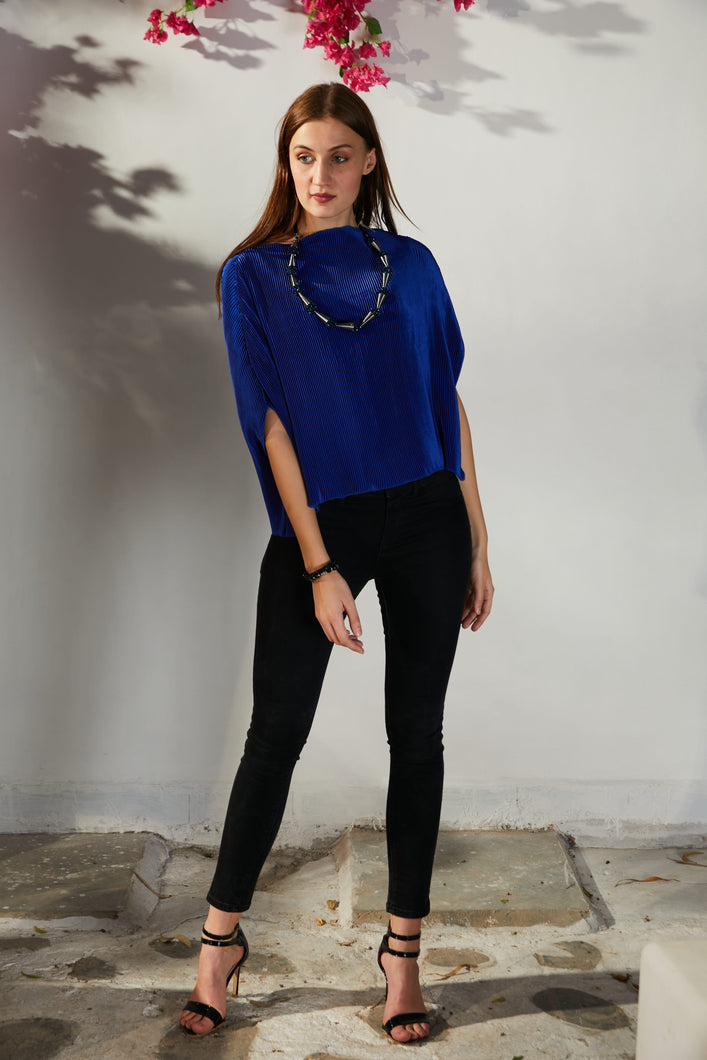Signature Top - Blue