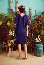 Load image into Gallery viewer, Kitsch Dress - Blueberry Crush