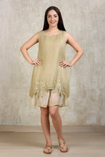 Load image into Gallery viewer, Essential Linen Dress - Beige