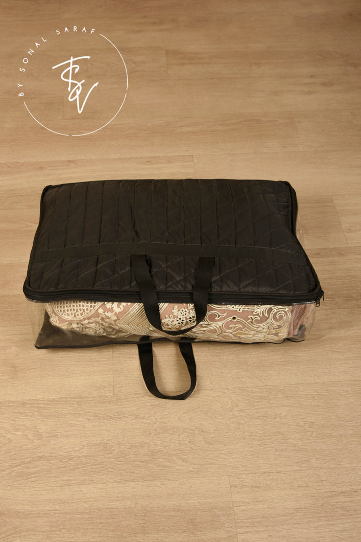 TSV Zippered Storage Bags: GHAGRA
