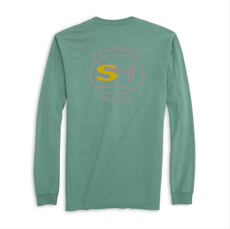 Sea Hunt Logo Long Sleeve