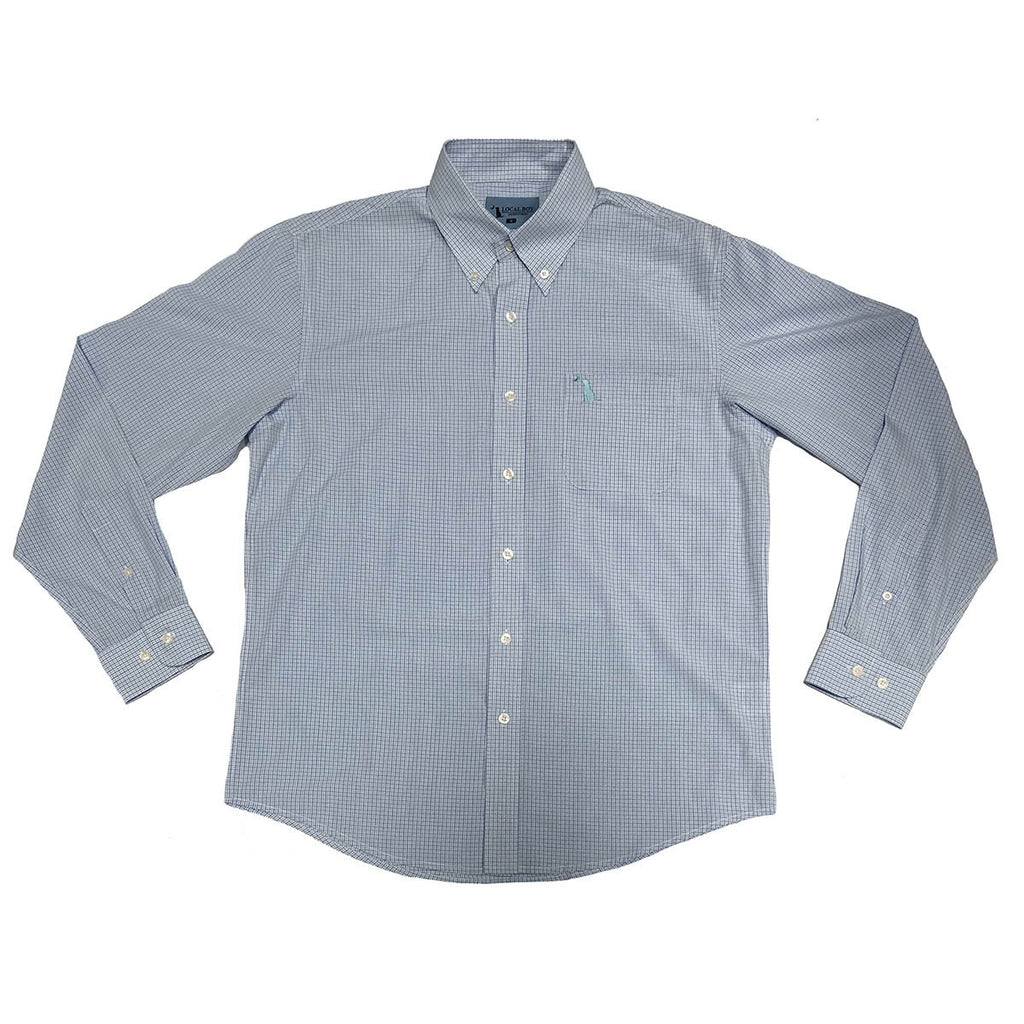 TATTERSAL DRESS SHIRT