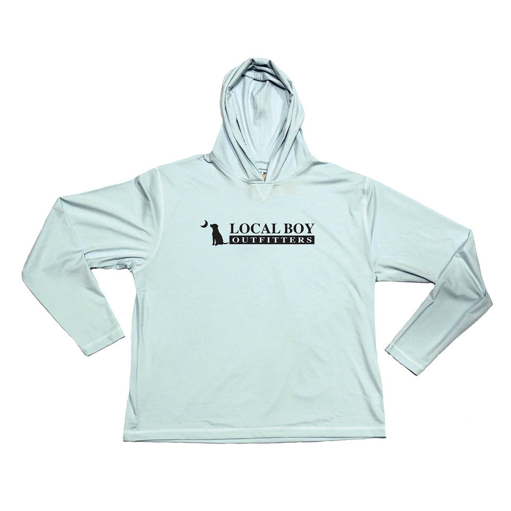 HEATHER PERFORMANCE HOODIE