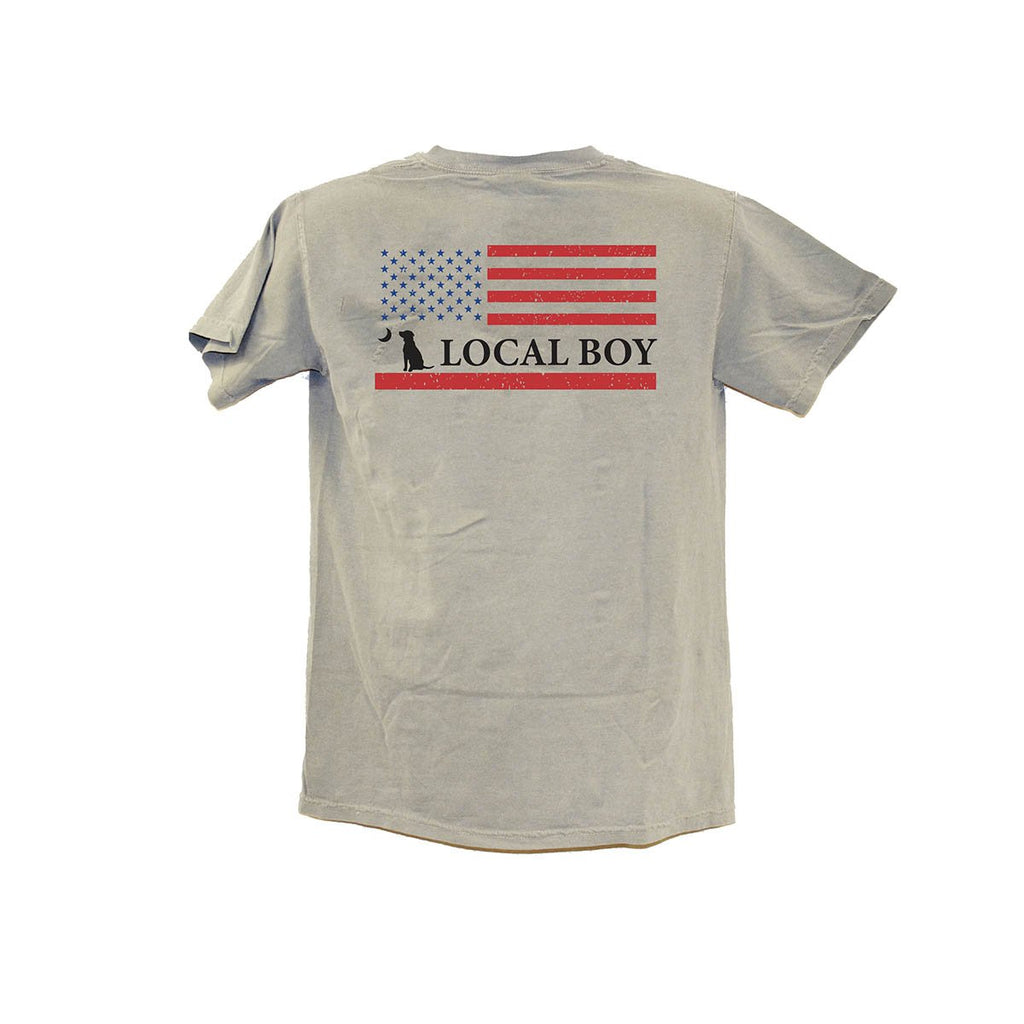LOCAL BOY US FLAG